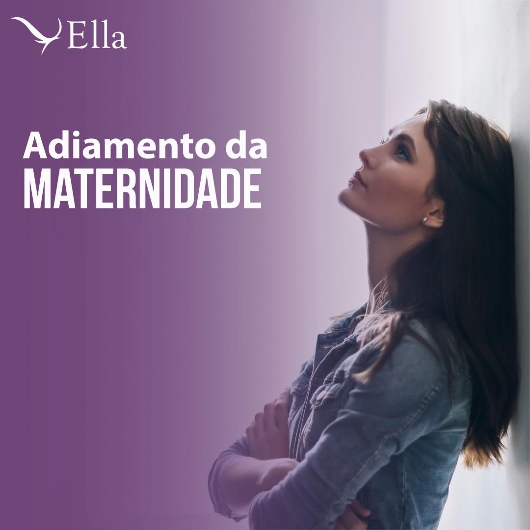 You are currently viewing Adiamento da maternidade
