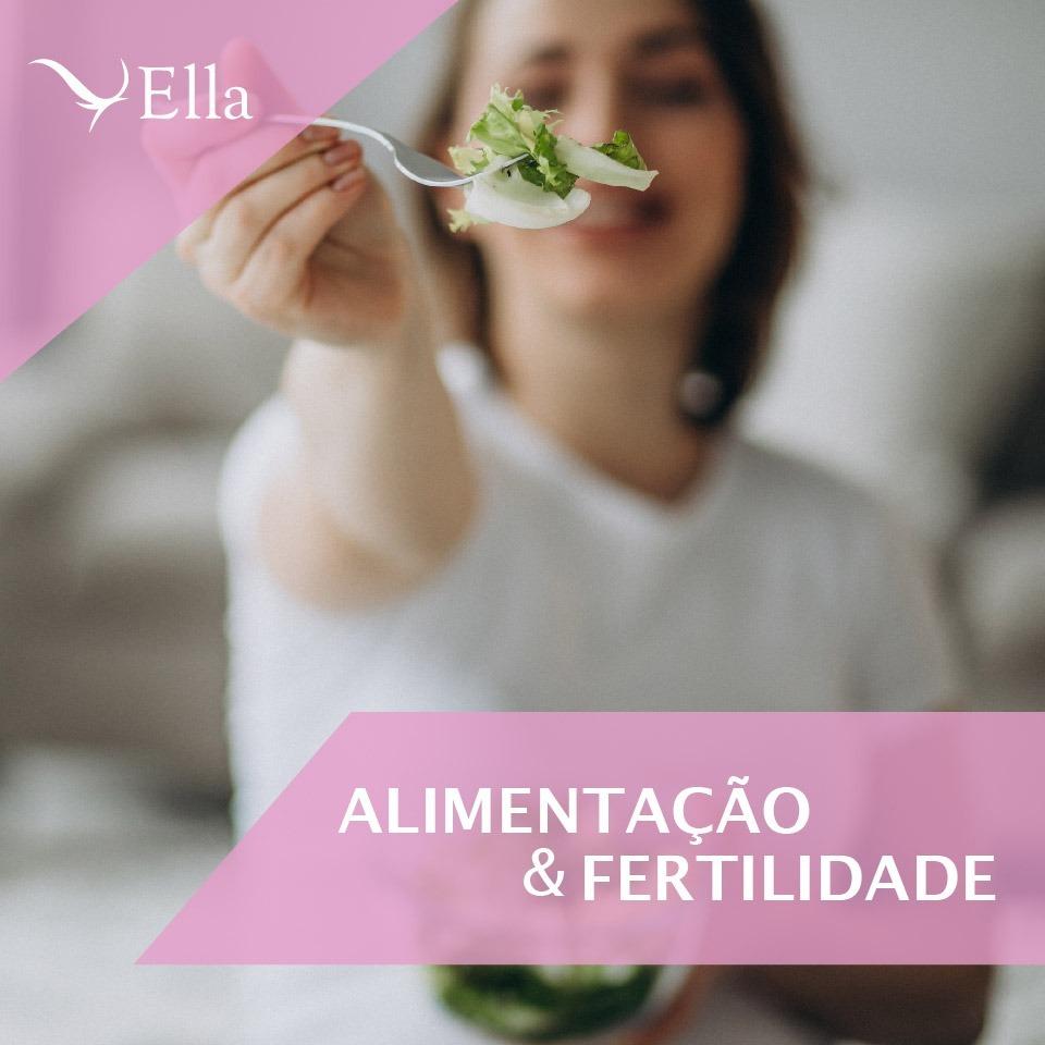 Read more about the article Alimentação e fertilidade