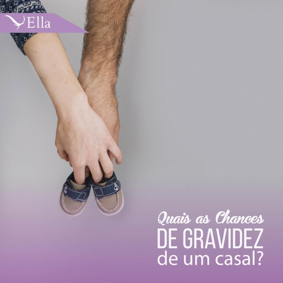 Read more about the article Quais as chances de engravidar de um casal?