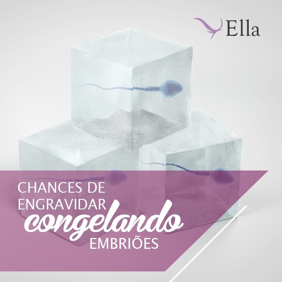Read more about the article Chances de engravidar congelando embriões