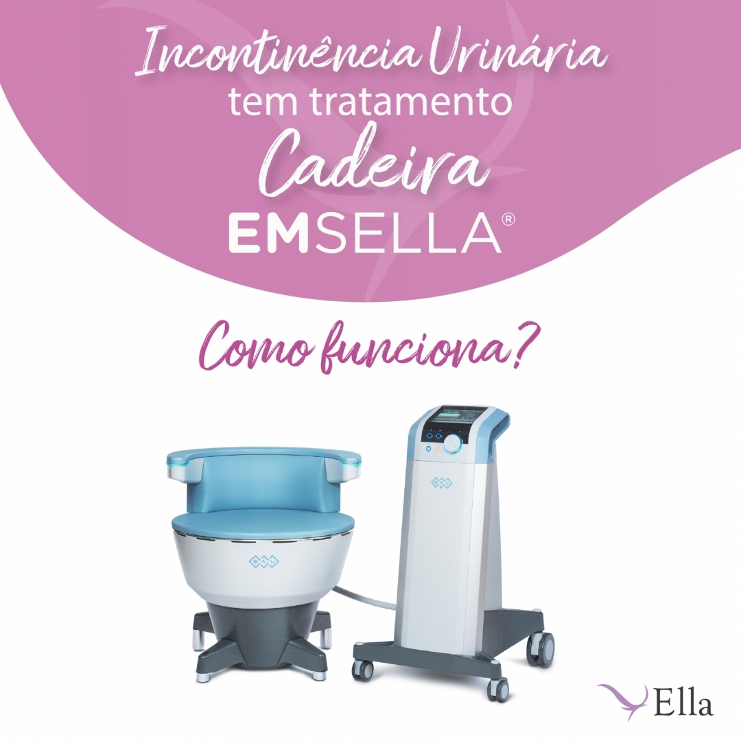You are currently viewing Conheça a Emsella