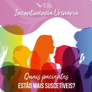 Read more about the article Incontinência urinária: quais pacientes estão mais suscetíveis?